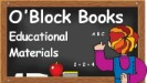 O'Block Books & Educational Materials